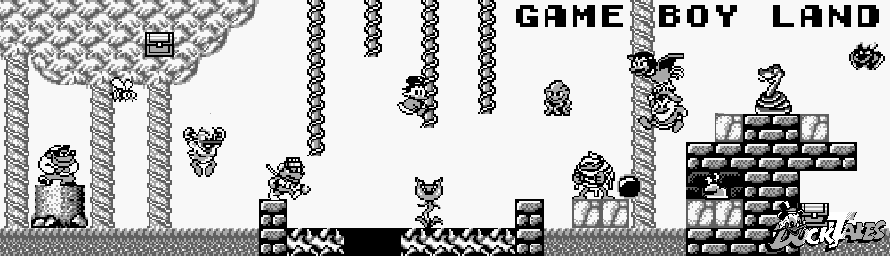 Game Boy Land